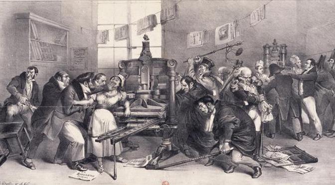 <b>Question de blasphème, à partir de Jacques de Saint Victor, <em>Blasphème. Brève histoire d'un « crime imaginaire »</em> et Anastasia Colosimo, <em>Les Bûchers de la liberté</em></b>